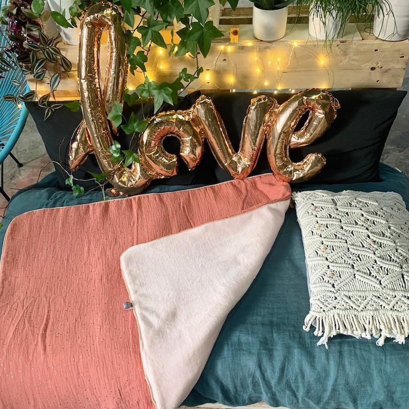 porte monnaie en lin naturel magnifique toile cir e. Black Bedroom Furniture Sets. Home Design Ideas